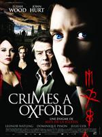 Poster Oxford Murders - Teorema di un delitto  n. 1