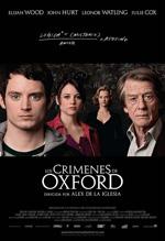 Poster Oxford Murders - Teorema di un delitto  n. 2