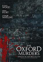 Poster Oxford Murders - Teorema di un delitto  n. 3