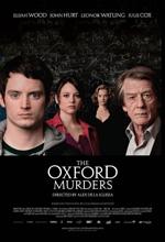 Poster Oxford Murders - Teorema di un delitto  n. 4