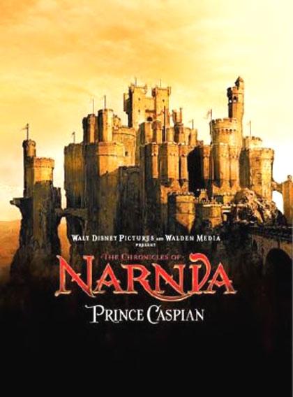 Poster Le cronache di Narnia - Il Principe Caspian