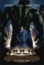 Poster L'incredibile Hulk  n. 0