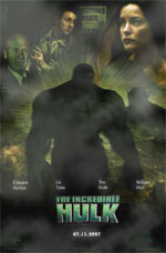 Poster L'incredibile Hulk  n. 1