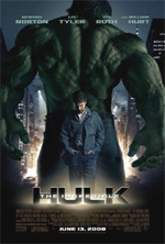Poster L'incredibile Hulk  n. 10
