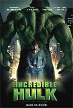 Poster L'incredibile Hulk  n. 12