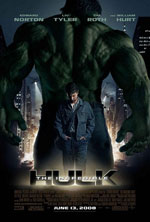 Poster L'incredibile Hulk  n. 13