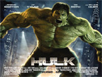 Poster L'incredibile Hulk  n. 14
