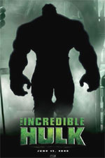Poster L'incredibile Hulk  n. 3