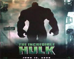 Poster L'incredibile Hulk  n. 7