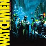 Cover CD Colonna sonora Watchmen