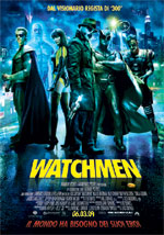 Poster Watchmen  n. 0