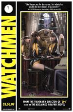 Poster Watchmen  n. 28