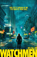 Poster Watchmen  n. 34