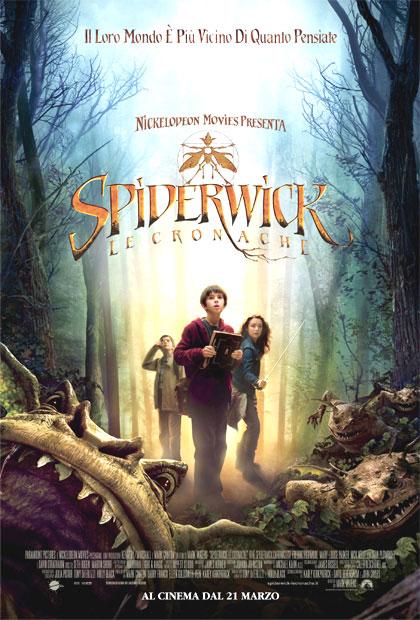 Trailer Spiderwick - Le cronache