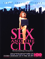 Poster Sex and the City  n. 0