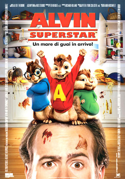 alvin superstar dvd