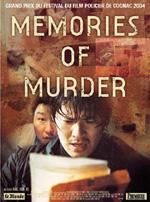 Poster Memorie di un assassino - Memories of Murder  n. 2