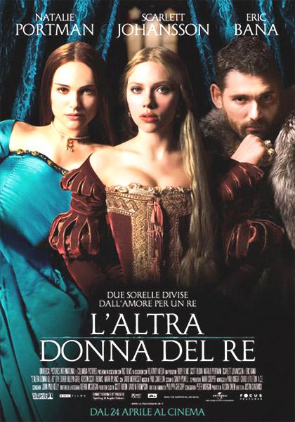 L Altra Donna Del Re Film 2008 Mymovies It