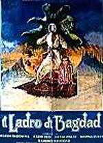 Locandina Il ladro di Bagdad [4]