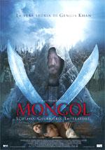 Locandina Mongol
