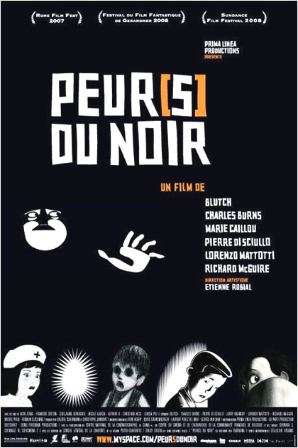 Poster Peur(s) du noir