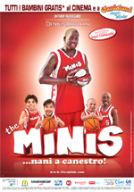 Locandina The Minis… Nani a canestro!