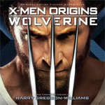 Cover CD Colonna sonora X-Men le origini: Wolverine