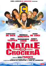 Trailer Natale in crociera