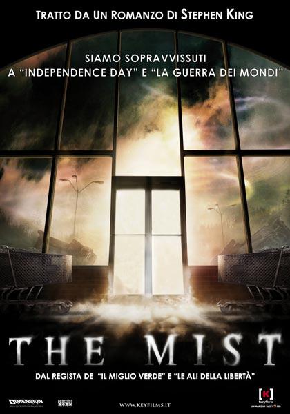 Locandina italiana The Mist