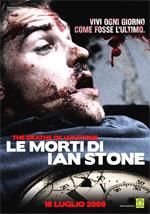 Locandina Le morti di Ian Stone