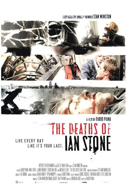 Poster Le morti di Ian Stone