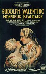 Locandina Monsieur Beaucaire
