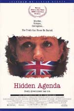 Locandina L'agenda nascosta