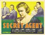 Poster L'agente segreto  n. 0