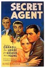 Poster L'agente segreto  n. 1