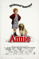 Locandina Annie