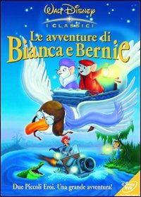 Locandina Le avventure di Bianca e Bernie