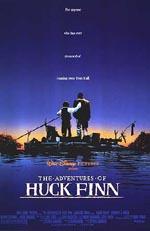 Locandina Le avventure di Huck Finn