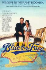 Poster Blue in the Face  n. 0