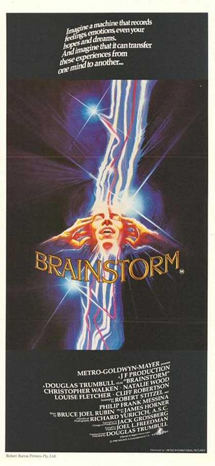 Trailer Brainstorm - Generazione elettronica
