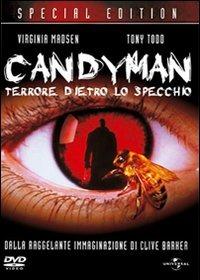 Locandina Candyman - Terrore dietro lo specchio