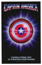 Poster Capitan America  n. 0