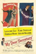 Locandina La cara segretaria