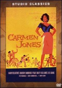 Locandina Carmen Jones