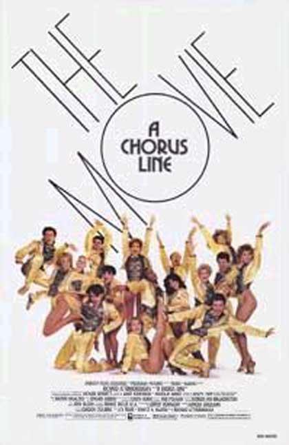 Trailer Chorus line