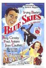 Locandina Cieli azzurri