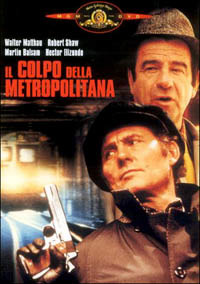Locandina Il colpo della metropolitana (Un ostaggio al minuto)