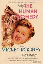 Locandina La commedia umana