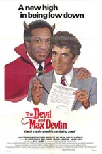 Locandina Il diavolo e Max