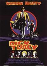 Locandina Dick Tracy